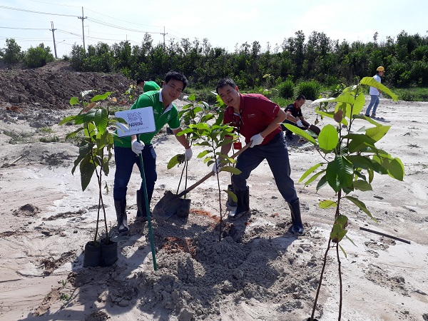 Nestlé Việt Nam hưởng ứng Tháng hành động vì môi trường