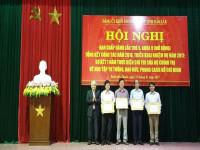 Đảng bộ Khối doanh nghiệp tỉnh ĐẮK LẮK: 50% tổ chức cơ sở đảng trực thuộc đạt trong sạch vững mạnh