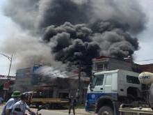 Hà Nội: Tạm giữ người thợ hàn xì trong vụ cháy làm 8 người chết
