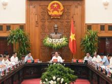 Thủ tướng Nguyễn Xuân Phúc chủ trì cuộc họp về thúc đẩy vốn ODA