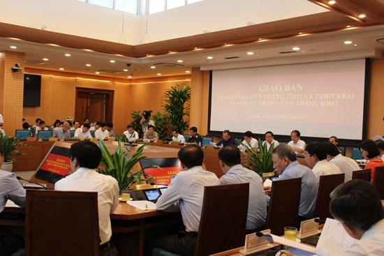 Hà Nội: Quan tâm sát sao các vấn đề môi trường đô thị