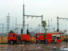Thông tin về vụ hỏa hoạn tại trạm biến áp 110kV Yên Bình 2, Thái Nguyên