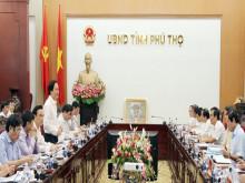 Bí thư Tỉnh ủy, Chủ tịch HĐND tỉnh Phú Thọ:
