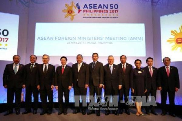 Dấu mốc đáng nhớ trong 50 năm hình thành và phát triển ASEAN