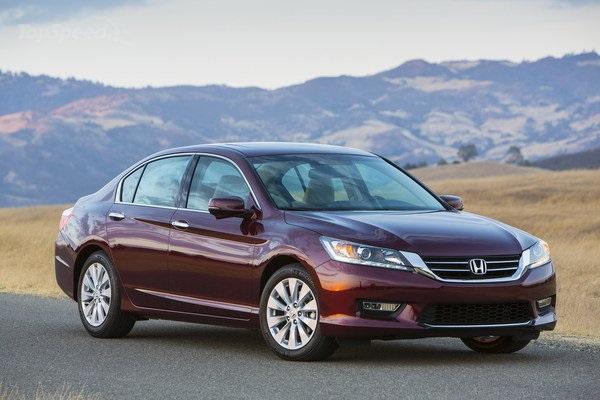 319 xe Honda Accord bị thu hồi từ 8/8