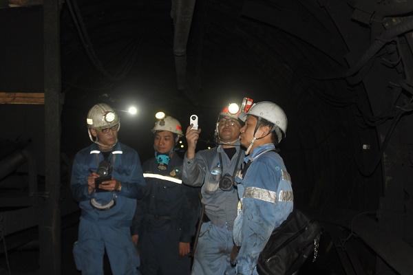 Công ty CP than Hà Lầm: Cơ giới hóa để nâng cao năng suất lao động