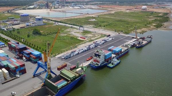 Hoàn thành mở rộng cảng Chu Lai: Nâng cao năng lực chuỗi dịch vụ logistics