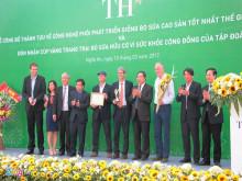 TH true MILK: Ra mắt trang trại bò sữa hữu cơ đầu tiên tại Việt Nam