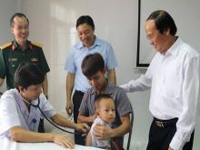 Phú Thọ: Gần 2.000 trẻ em được khám sàng lọc bệnh tim bẩm sinh miễn phí