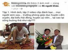 Hà Tĩnh: Trưởng phòng GD&ĐT huyện thừa nhận đánh bài ăn tiền