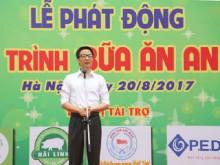 """Hà Nội: Triển khai chương trình """"Bữa ăn an toàn"""""""