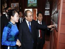 Thủ tướng Chính phủ Nguyễn Xuân Phúc kết thúc chuyến thăm chính thức Thái Lan