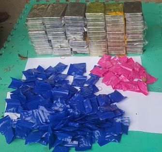Lạng Sơn: Phá chuyên án ma túy lớn