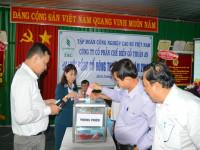 Công ty Cổ phần Chế biến gỗ Thuận An đảm bảo thu nhập cho người lao động và chia cổ tức