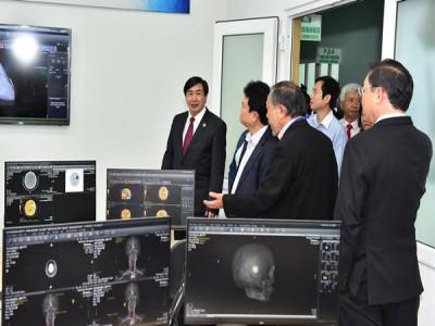 Trung tâm Đào tạo chẩn đoán hình ảnh nâng cao đầu tiên tại Việt Nam đi vào hoạt động