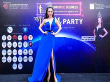 Hoa hậu Châu Ngọc Bích - vẻ đẹp mong manh kiều diễm