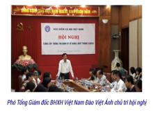 Bảo hiểm xã hội Việt Nam:  5 tháng đầu năm doanh thu đạt 121.100 tỷ đồng