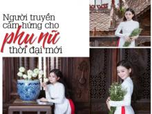 Doanh nhân Nguyễn Vũ Hoài Thương - Người truyền cảm hứng cho phụ nữ thời đại mới