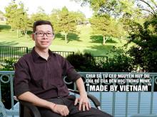 CEO Nguyễn Huy Du: Khát vọng kiến tạo sản phẩm công nghệ 4.0