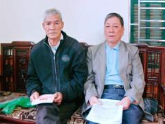 Xã Quang Khải, huyện Tứ Kỳ, Hải Dương. Nhiều trường hợp đề nghị suy tôn liệt sĩ