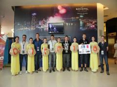 Hai đội Pháp và Mỹ đã tới Đà Nẵng, sẵn sàng cho đêm thi đấu lễ hội pháo hoa quốc tế tiếp theo