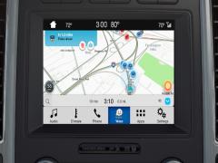 Ford đưa ứng dụng dẫn đường và thông tin giao thông Waze lên các dòng sản phẩm