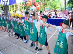 Sữa Cô gái Hà Lan đồng hành cùng 250 bếp ăn bán trú tại Tp Hồ Chí Minh