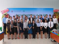 Trường ĐH Văn Hiến: Hợp tác doanh nghiệp hỗ trợ việc làm cho sinh viên