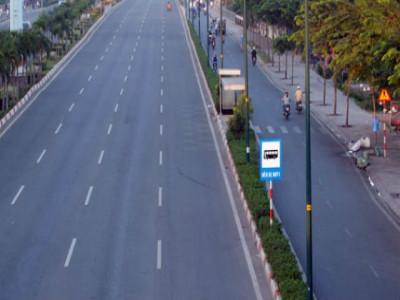 Hà Nội xây đường rộng 60m