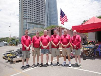 Đội trưởng đội pháo hoa Pháp và Mỹ nói về mục tiêu tại lễ hội pháo hoa quốc tế