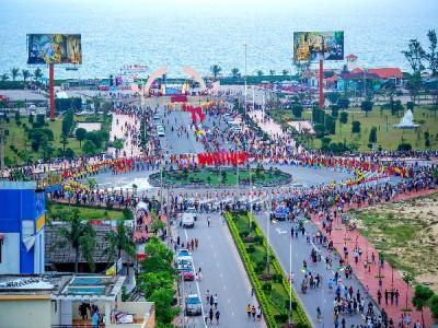 Tuần Văn hóa - Du lịch Đồng Hới (Quảng Bình) năm 2018
