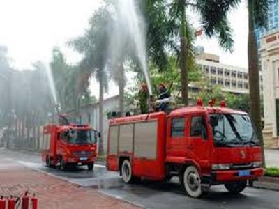 Chung cư ở Hà Nội hoạt động 10 năm chưa nghiệm thu phòng cháy