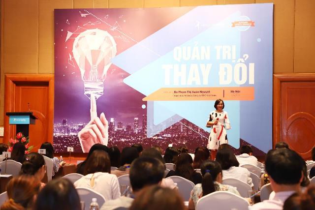 """Mô hình """"quản trị thay đổi"""" nào phù hợp với doanh nghiệp Việt?"""