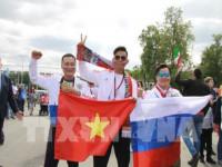 World Cup 2018: Những lưu ý cho người hâm mộ sang Nga xem bóng đá