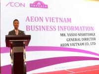 AEON Việt Nam tăng cường hợp tác bền vững với các doanh nghiệp