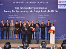 Hà Nội rộng cửa đón nhà đầu tư