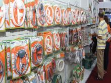 Thị trường thiết bị vệ sinh: Vàng thau lẫn lộn