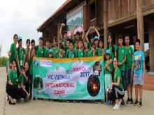 """CEO Vũ Quỳnh Trang và """"Hệ sinh thái trại hè"""" thương hiệu VIC Việt Nam"""