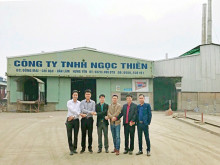 Công ty TNHH Ngọc Thiên - Biểu tượng của niềm tin, chất lượng