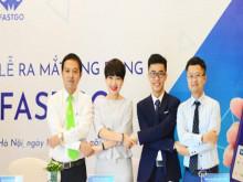 Cạnh tranh với Grab, start-up Việt FastGo ra mắt thị trường