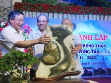 Đại hội thành lập Hội Đá cảnh - Đá phong thủy tỉnh Bà Rịa Vũng Tàu