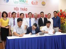 Đại học Quốc gia Hà Nội: Công bố phần mềm điều vận xe EMDDI giúp DN taxi giành lại thị phần khách?
