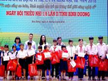 Tân Hiệp Phát trao tặng hàng nghìn phần quà cho trẻ em nhân ngày Quốc tế thiếu nhi