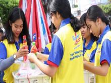 Tập đoàn Tân Hiệp Phát: Phát  miễn phí hơn 3.000 suất ăn cho các sĩ tử trong kỳ thi THPT quốc gia