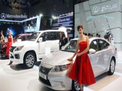 Trong 4 tháng Lexus chỉ tiêu thụ vỏn vẹn 3 chiếc tại Việt Nam