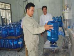Nhiều doanh nghiệp nước đóng chai bị xử lý vì vi phạm chất lượng