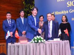 TWGroup và Hinokiya Nhật Bản hợp tác đầu tư bất động sản tại Việt Nam