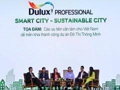 Đô thị hóa thông minh, bền vững cần sự đóng góp tổng thể