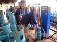 Giá gas tháng 6 tăng 1.500 đồng/kg