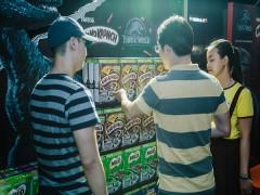 Bánh ngũ cốc Nestlé ra mắt phiên bản đặc biệt Thế giới Khủng long 2 – Vương quốc sụp đổ
